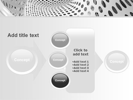 Grate Surface PowerPoint Template Slide 17