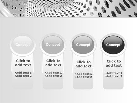 Grate Surface PowerPoint Template Slide 5