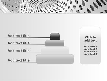 Grate Surface PowerPoint Template Slide 8