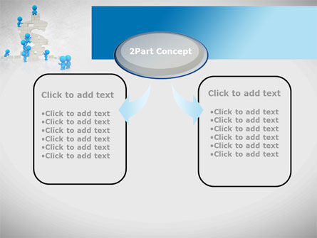 Consolidation of Dollar PowerPoint Template, Slide 4, 09068, Business — PoweredTemplate.com