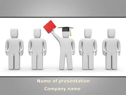 Education & Training: Speech Day PowerPoint Template #09070
