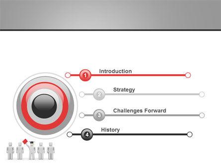 Speech Day PowerPoint Template Slide 3