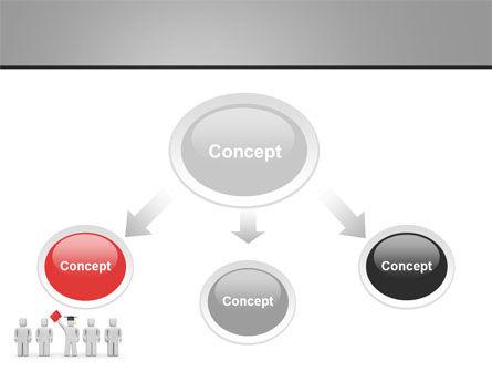 Speech Day PowerPoint Template, Slide 4, 09070, Education & Training — PoweredTemplate.com