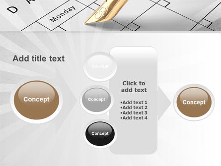Diary PowerPoint Template Slide 17