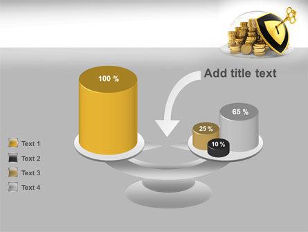 Key Savings Protection PowerPoint Template Slide 10
