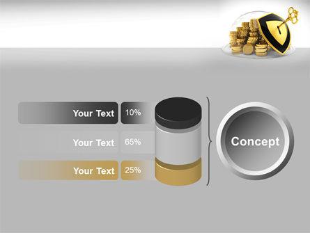 Key Savings Protection PowerPoint Template Slide 11