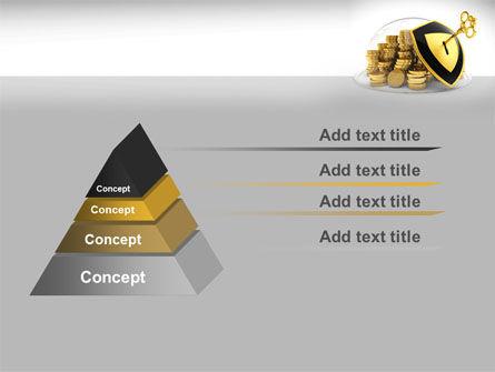 Key Savings Protection PowerPoint Template Slide 12