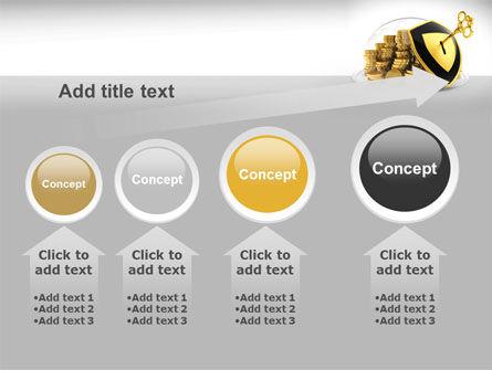 Key Savings Protection PowerPoint Template Slide 13