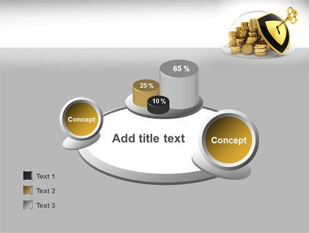 Key Savings Protection PowerPoint Template Slide 16