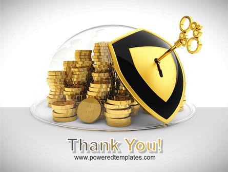 Key Savings Protection PowerPoint Template Slide 20
