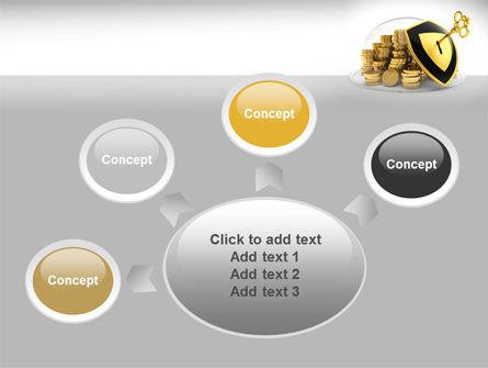 Key Savings Protection PowerPoint Template Slide 7