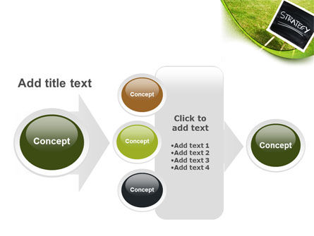 Strategy Sign PowerPoint Template Slide 17
