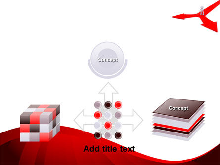 Direction Of Motion PowerPoint Template Slide 19