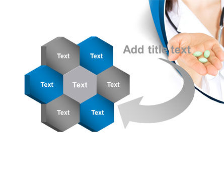 Medicine in Tablets PowerPoint Template Slide 11