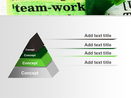 Teamwork Training Principles PowerPoint Template Slide 12