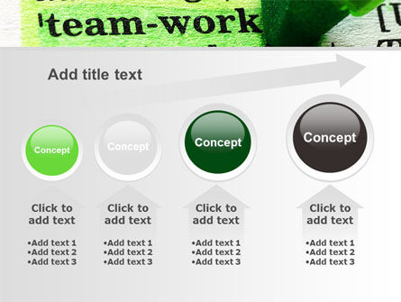 Teamwork Training Principles PowerPoint Template Slide 13