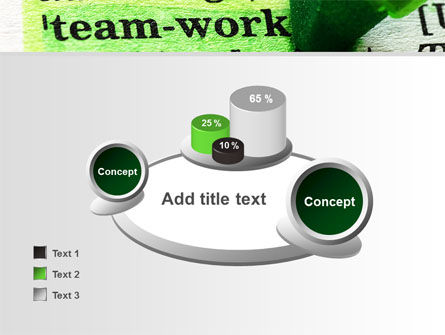 Teamwork Training Principles PowerPoint Template Slide 16