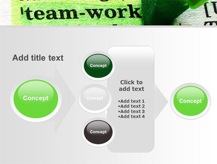 Teamwork Training Principles PowerPoint Template Slide 17