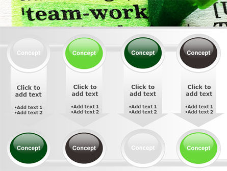 Teamwork Training Principles PowerPoint Template Slide 18