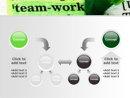 Teamwork Training Principles PowerPoint Template Slide 19