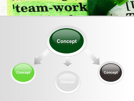 Teamwork Training Principles PowerPoint Template, Slide 4, 09094, Business — PoweredTemplate.com