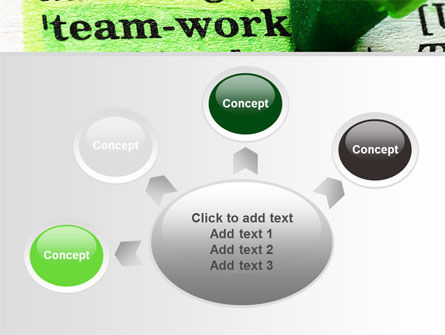 Teamwork Training Principles PowerPoint Template Slide 7