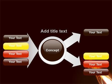 Fire Glow PowerPoint Template Slide 14