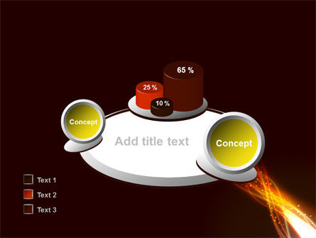 Fire Glow PowerPoint Template Slide 16