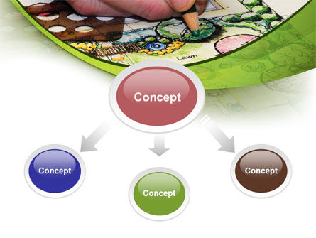 Garden Planning PowerPoint Template Slide 4