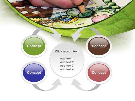 Garden Planning PowerPoint Template Slide 6
