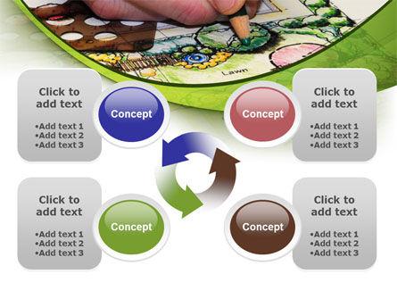 Garden Planning PowerPoint Template Slide 9