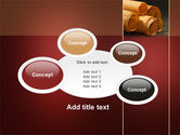 Scrolls PowerPoint Template#16