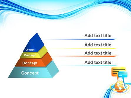 Social Media PowerPoint Template Slide 12