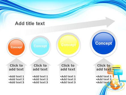 Social Media PowerPoint Template Slide 13