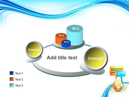 Social Media PowerPoint Template Slide 16