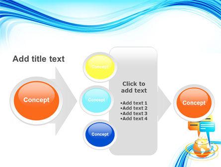 Social Media PowerPoint Template Slide 17