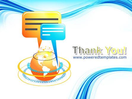 Social Media PowerPoint Template Slide 20