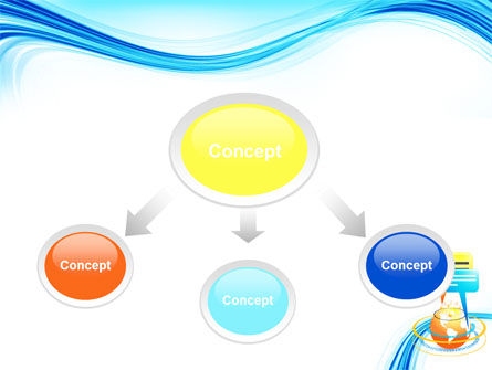 Social Media PowerPoint Template, Slide 4, 09103, Global — PoweredTemplate.com