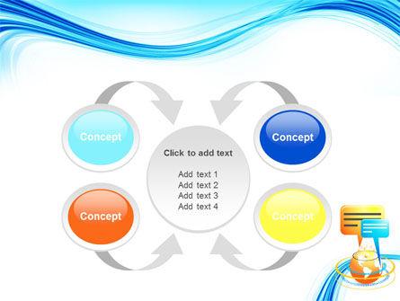 Social Media PowerPoint Template Slide 6