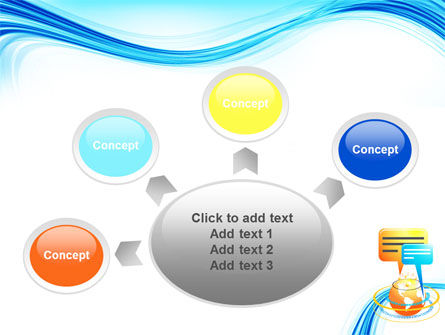 Social Media PowerPoint Template Slide 7