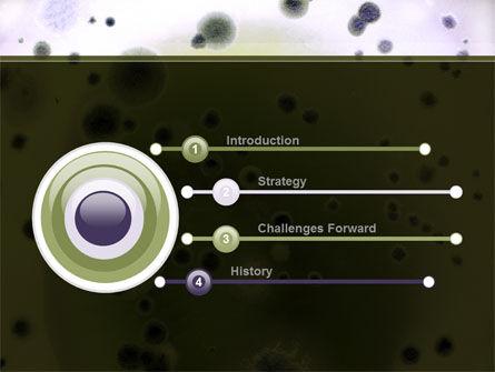 Mold PowerPoint Template, Slide 3, 09104, Medical — PoweredTemplate.com