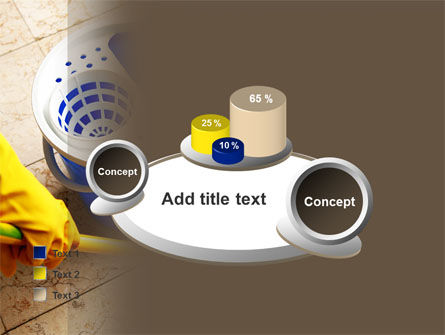 Cleaning PowerPoint Template Slide 16