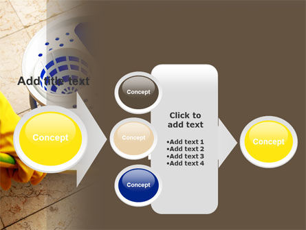 Cleaning PowerPoint Template Slide 17