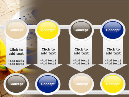 Cleaning PowerPoint Template Slide 18