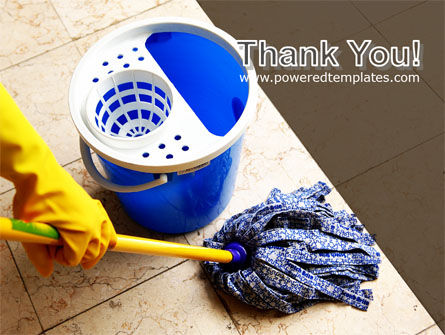 Cleaning PowerPoint Template Slide 20
