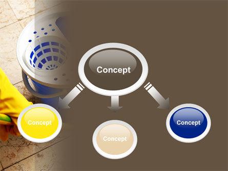 Cleaning PowerPoint Template, Slide 4, 09105, Business — PoweredTemplate.com