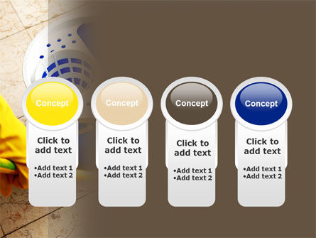 Cleaning PowerPoint Template Slide 5
