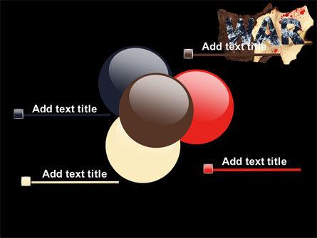 War PowerPoint Template Slide 10