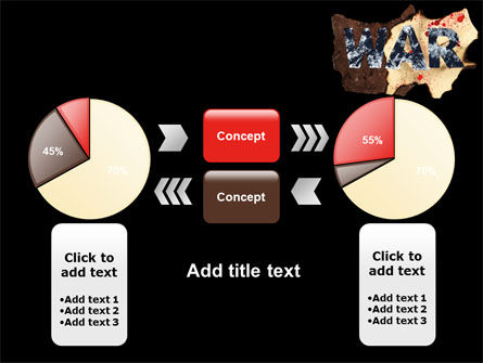 War PowerPoint Template Slide 11