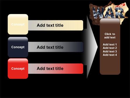 War PowerPoint Template Slide 12